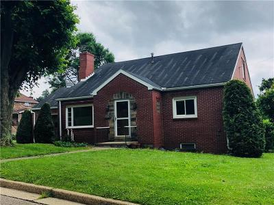 Jeannette Single Family Home For Sale: 1000 Arch Street