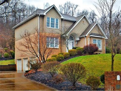 Murrysville Single Family Home For Sale: 1023 Lexington Dr