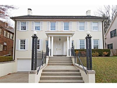 Shadyside Single Family Home For Sale: 621 Amberson Ave