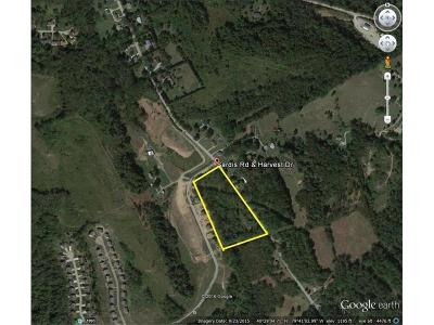 Westmoreland County Residential Lots & Land For Sale: * Sardis Road