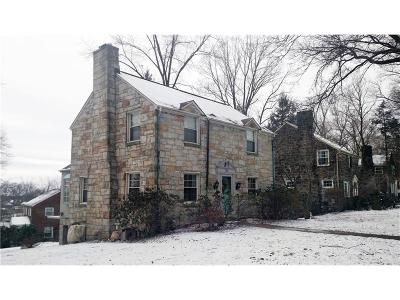 Forest Hills Boro Single Family Home For Sale: 110 Overdale Road