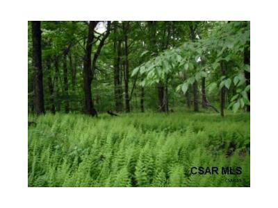 Somerset/Cambria County Residential Lots & Land For Sale: Lot #2 Ream Road