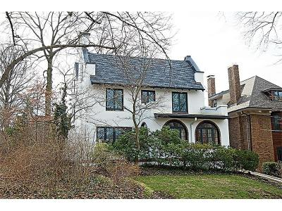 Squirrel Hill Single Family Home For Sale: 5446 Plainfield Street
