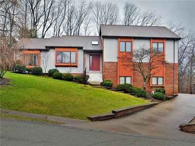 Greensburg, Hempfield Twp - Wml Single Family Home For Sale: 28 Renaissance