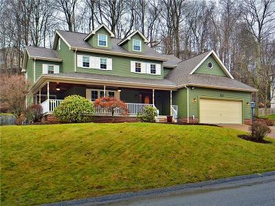 Single Family Home Contingent: 6017 Deer Run Drive