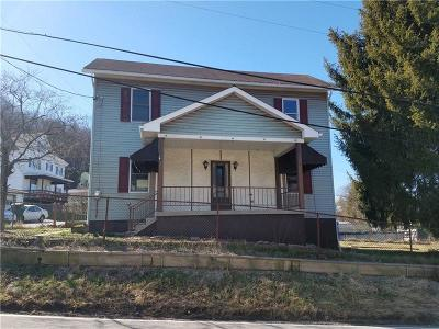 Single Family Home For Sale: 1 Gratz St