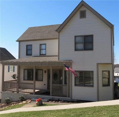 Single Family Home For Sale: 33 Cleveland Ave