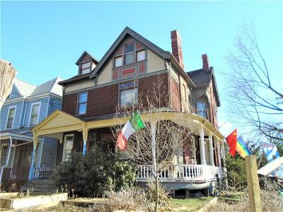Regent Square Single Family Home For Sale: 400 Biddle Ave.