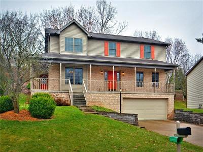 Murrysville Single Family Home Contingent: 5067 Impala Drive
