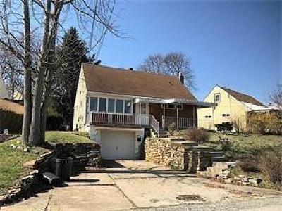 Penn Hills PA Single Family Home For Sale: $70,000