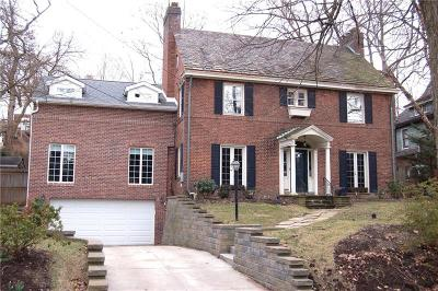 Squirrel Hill Single Family Home Contingent: 5424 Northumberland St