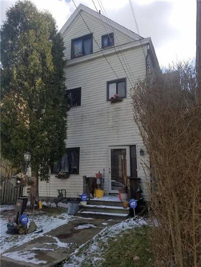 Wilkinsburg Single Family Home For Sale: 704 Whitney Ave
