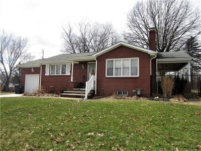 Single Family Home For Sale: 4035 Route 130