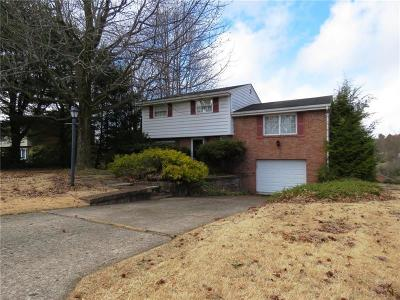 North Huntingdon Single Family Home For Sale: 12699 Terrie Drive