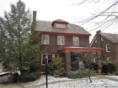 Verona PA Single Family Home Sold: $126,525