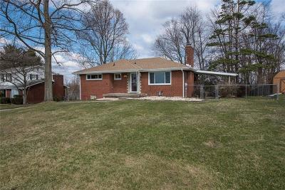 Murrysville Single Family Home For Sale: 3191 Claudia Street