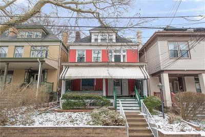 Edgewood Single Family Home For Sale: 129 Linden Avenue