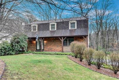 Murrysville Single Family Home For Sale: 3682 School Road