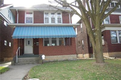 Regent Square Single Family Home For Sale: 916 East End Avenue