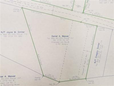 Somerset/Cambria County Residential Lots & Land For Sale: Lot #5 Sterling Rd