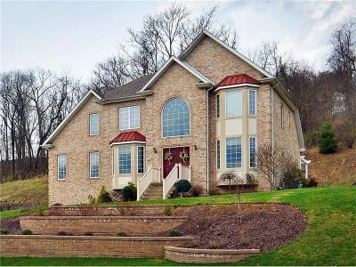 Monroeville Single Family Home Contingent: 128 Hidden Valley Rd
