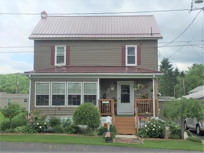 Central City Borough Single Family Home For Sale: 214 Zigler St