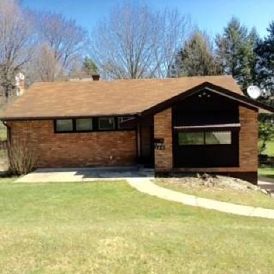 Wilkins Twp Single Family Home For Sale: 140 Queenston Dr