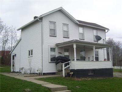 Single Family Home For Sale: 211 S Quarry St