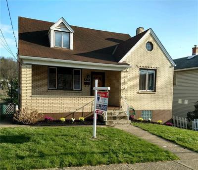 Jeannette Single Family Home For Sale: 424 Welker