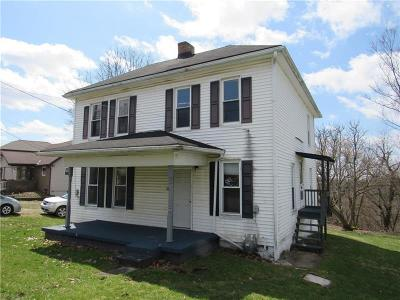 Jefferson PA Single Family Home For Sale: $54,900
