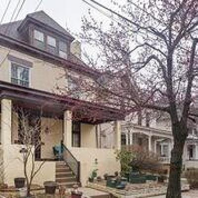 Shadyside Single Family Home For Sale: 6330 Howe St