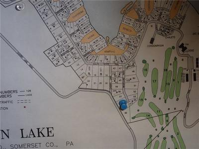 Somerset/Cambria County Residential Lots & Land For Sale: Lot 56 Wenatchee Path