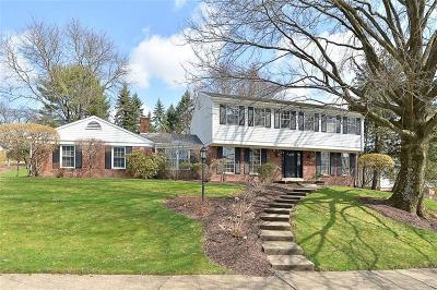 Wilkins Twp Single Family Home For Sale: 301 Heritage Drive