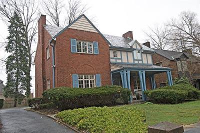 Shadyside Single Family Home Contingent: 521 Devonshire