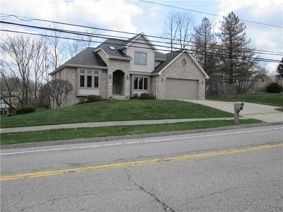 Monroeville Single Family Home For Sale: 2166 Haymaker Rd