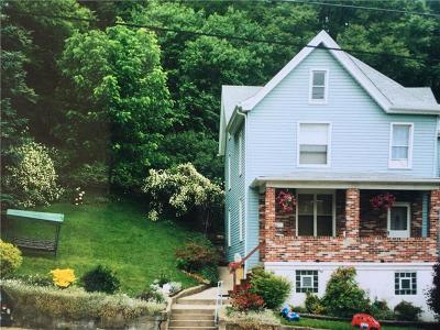 Jeannette Single Family Home For Sale: 814 Western Ave