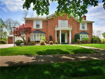 Monroeville Single Family Home For Sale: 110 Mount Vernon Dr