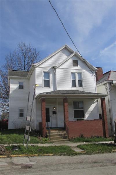 Single Family Home For Sale: 11 College Avenue
