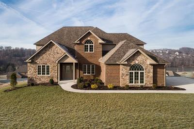 Single Family Home Active Under Contract: 511 Saddlewood Drive #16