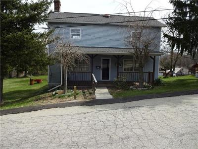 Westmoreland County Single Family Home For Sale: 201 Oakmont St