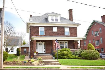 Latrobe Single Family Home Contingent: 741 Weldon Street