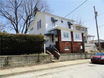 Single Family Home For Sale: 631 Vine St