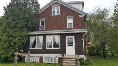 Jennerstown Boro Single Family Home For Sale: 1654 Pitt St