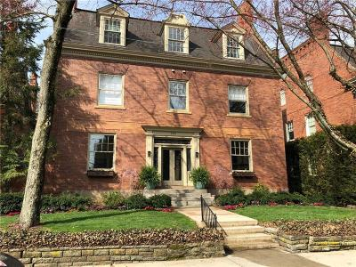 Shadyside Single Family Home For Sale: 622 Saint James St
