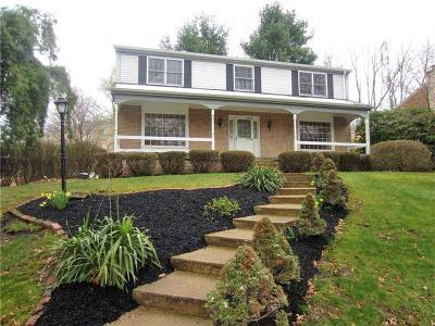 Monroeville PA Single Family Home Sold: $238,500