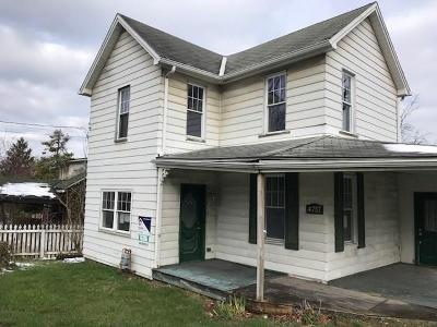 Greensburg, Hempfield Twp - Wml Single Family Home For Sale: 4757 State Route 136