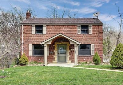 Wilkins Twp Single Family Home Contingent: 917 Roland Rd