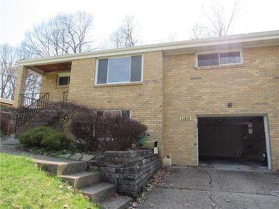 Bethel Park PA Rental For Rent: $1,550