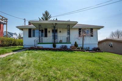 Greensburg, Hempfield Twp - Wml Single Family Home For Sale: 412 Greenwich Street