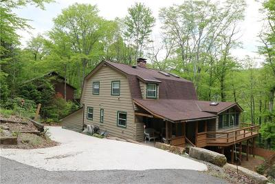 Hidden Valley Single Family Home For Sale: 342 Lake Road